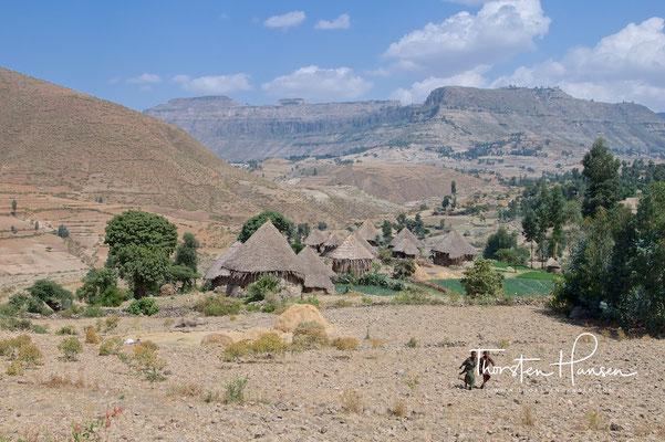 Im äthiopischen Hochland
