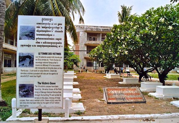 Tuol-Sleng-Genozid-Museum