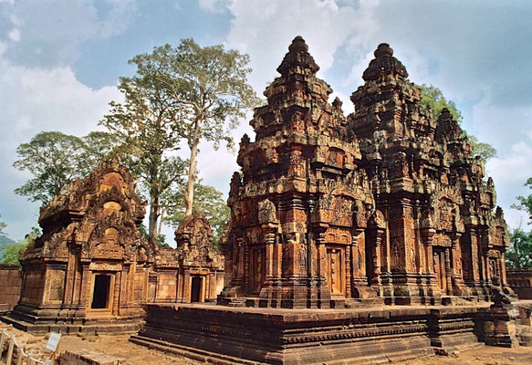 Tempel Banteay Samre