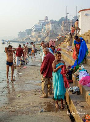 Seit mehr als 2.500 Jahren pilgern Gläubige in die Stadt, die zudem ein Zentrum traditioneller hinduistischer Kultur und Wissenschaft ist.