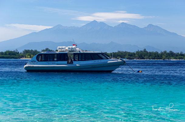 Die Insel ist ein beliebtes Schnorchel- und Tauchziel von Rucksacktouristen, hauptsächlich aus Europa und Australien