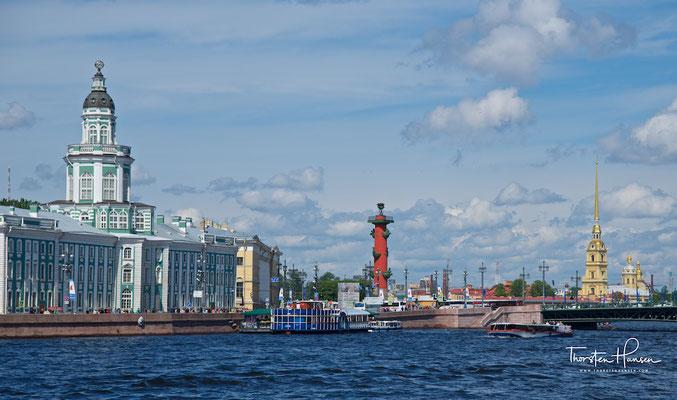 Impressionen aus St. Petersburg