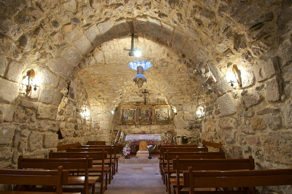 Ananias-Kapelle in Damaskus