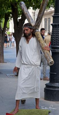 Jesus lebt... in Sevilla