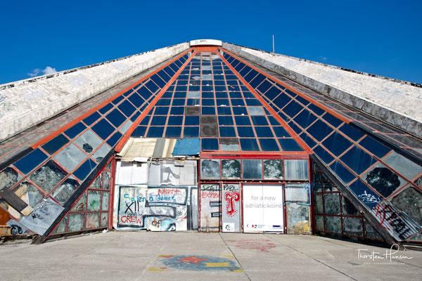 Enver-Hoxha-Museum in Tirana