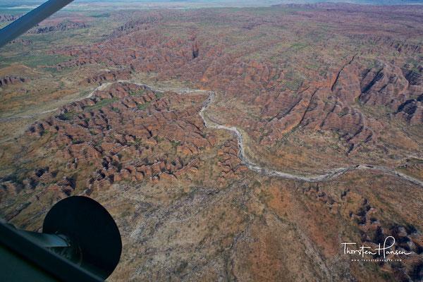 Bungle Bungle Range: Purnululu National Park in den Kimberleys