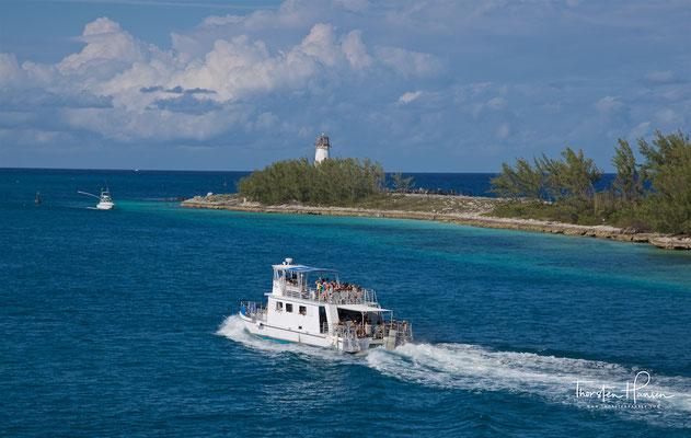 Impressionen aus Nassau, Bahamas