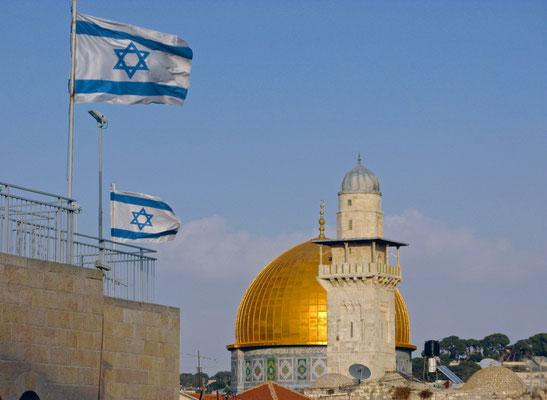 Die heilige Stadt Jerusalem