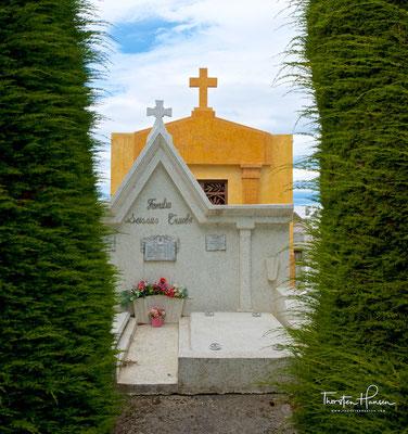 Als Sara Braun alles für den Bau des Friedhofseingangs gab, bat sie um etwas. Nach ihrem Tod musste die zentrale Tür des Friedhofs für immer geschlossen werden. Heutzutage ist diese Tür immer noch geschlossen und wurde seit dem Tod von Sara Braun nicht ge