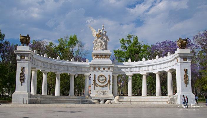 Impressionen aus Mexico City