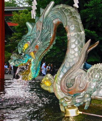 Sengen-jinja Shrine