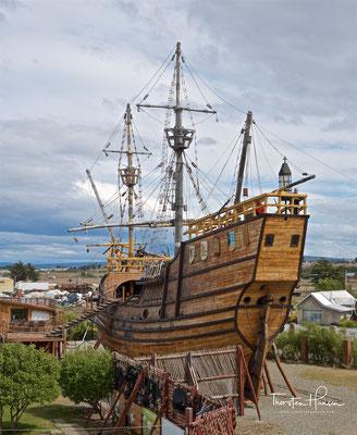 Die Victoria war ein Schiff des Geschwaders von Ferdinand Magellan, mit dem dieser zur ersten Weltumseglung aufbrach. Es war das einzige Geschwaderschiff, das diese Weltumseglung vollendete.