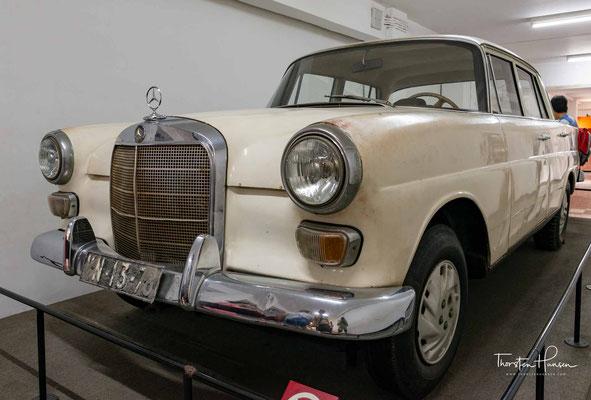 Mercedes des Präsidenten Ngô Đình Diệm