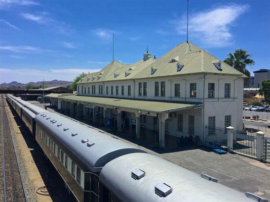 African Explorer / Shongololo Train - Pride of Africa in Windhoek