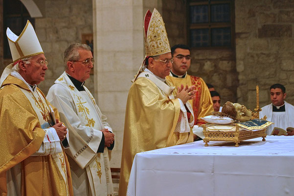 Christmette in der St. Katharinen Kirche