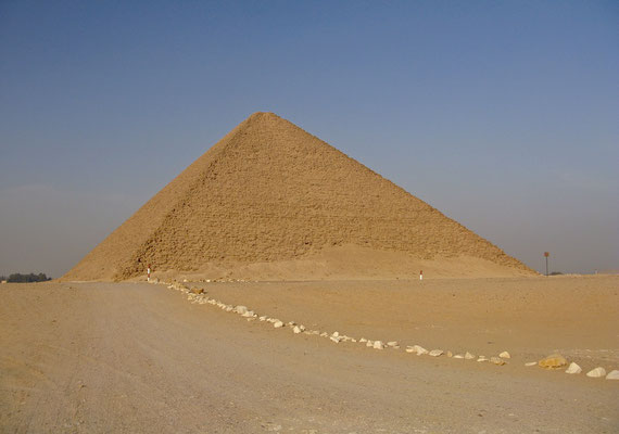 Rote Pyramide von Dahshur