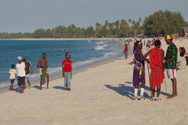 Strand bei Dar es Salaam