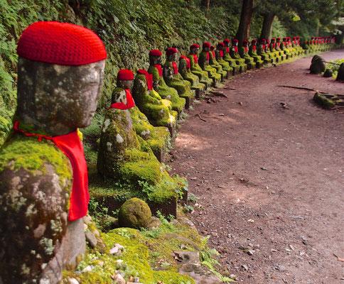Gamman-ga-fuchi Abyss in Nikko