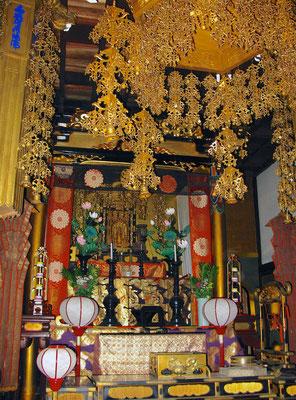 Temple Hotel Zenko-Ji im Hida Minzoku Mura Folk Village