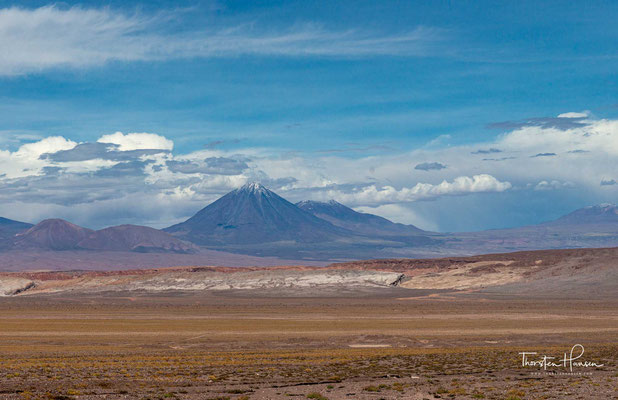 Willkomen in der Atacama Wüste in Chile