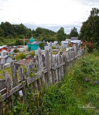 Friedhof auf Chiloe