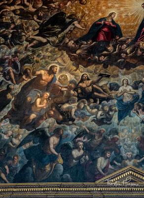 Bei seiner Präsentation war es das größte Gemälde der Welt und gilt heute noch als zweitgrößtes Ölgemälde der Welt.