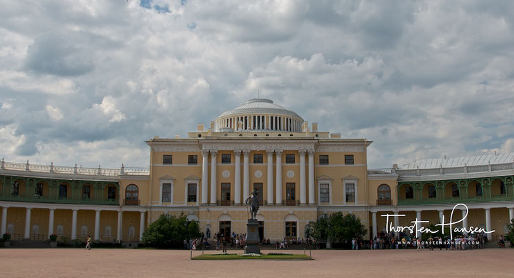 Sommerresidenz Pawlowsk in St. Petersburg
