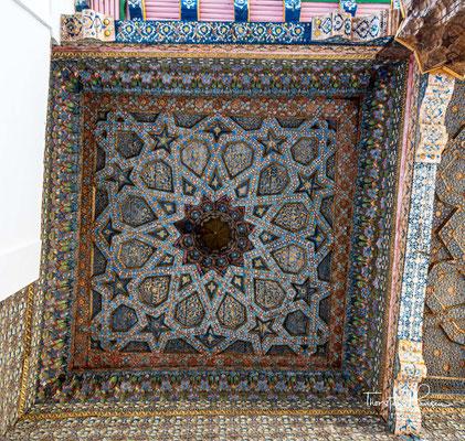 Seine Grabstätte wurde zum Mausoleum ausgebaut, das heute als eines der Nationaldenkmäler Usbekistans und wichtige Pilgerstätte gilt.