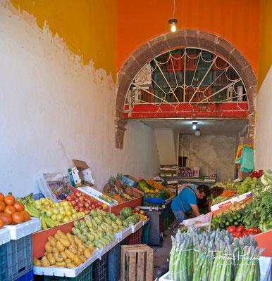 Gemüsemarkt in San Miguel de Allende