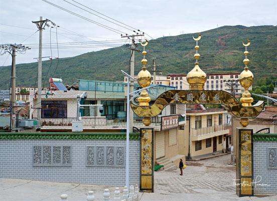 Moschee in Tongren