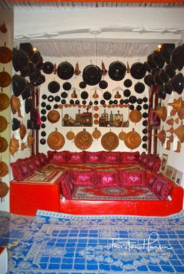 Traditionelles Adare Haus in Harar