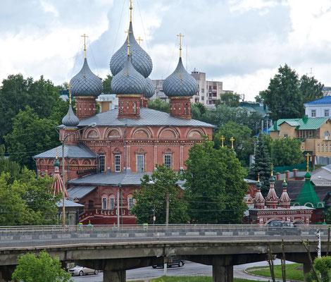 Christi-Auferstehungs-Kirche im Walde in Kostroma