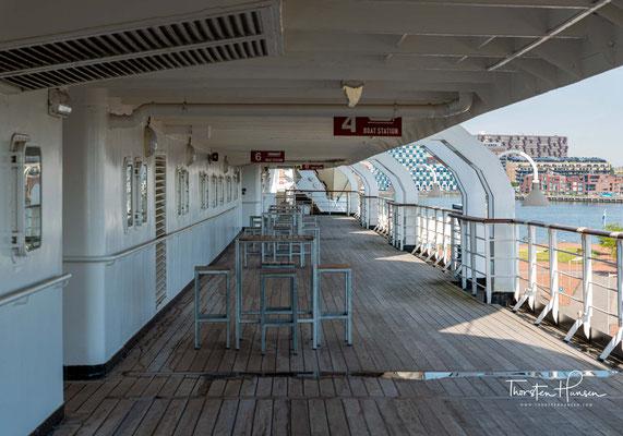 Seit 2009 wird das Schiff multifunktional genutzt.