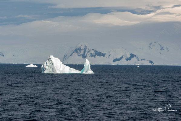 Die Charlotte Bay ist eine Bucht an der Danco-Küste des antarktischen Grahamlands.