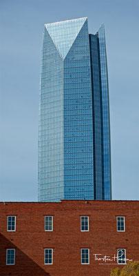 Devon Energy Center mit Bricktown Oklahoma City