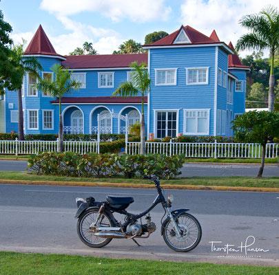 Stadtbild von Samaná