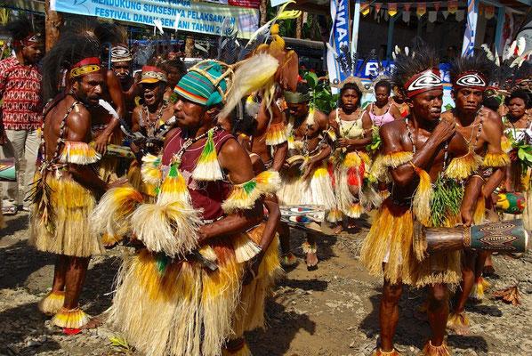 Sentani Festival in Jayapura