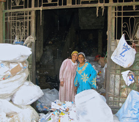 """Manschiyyet Nasser, die """"Müllstadt"""" von Kairo"""