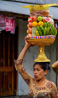 Dieser Tempel gilt als grösster und wichtigste von Bali. Er wird auch der Muttertempel genannt.
