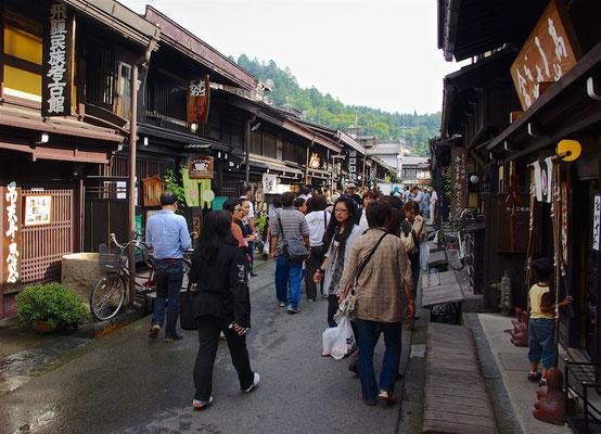 Klein Kyoto - Die Altstadt von Takayama
