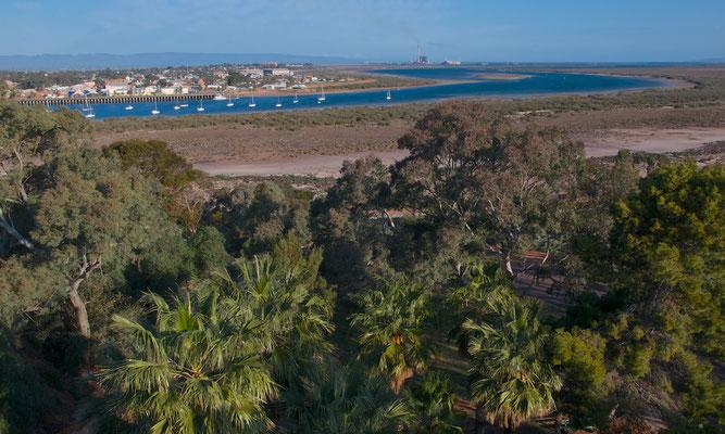 Blick über Port Augusta