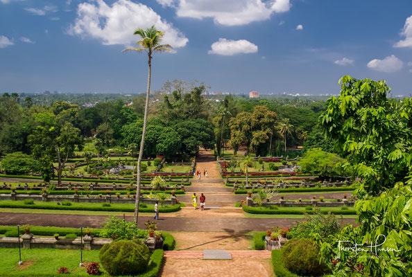 Etwa 10 km von Kochi entfernt war das Hill Palace Museum die offizielle Residenz der ehemaligen Herrscher von Kochi.