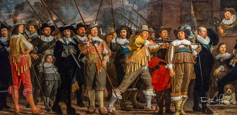 Bartholomeus Van der Helst, Unternehmen der Kapitän Roelof Bicker und Leutnant Jan Michielsz Blaeuw, 1639