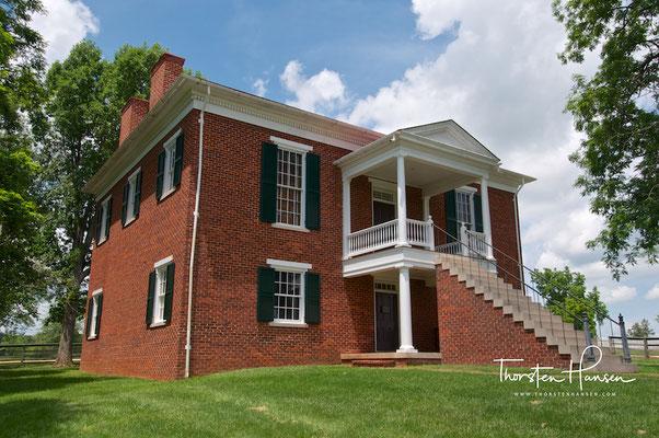 Appomattox Court House Historical Park