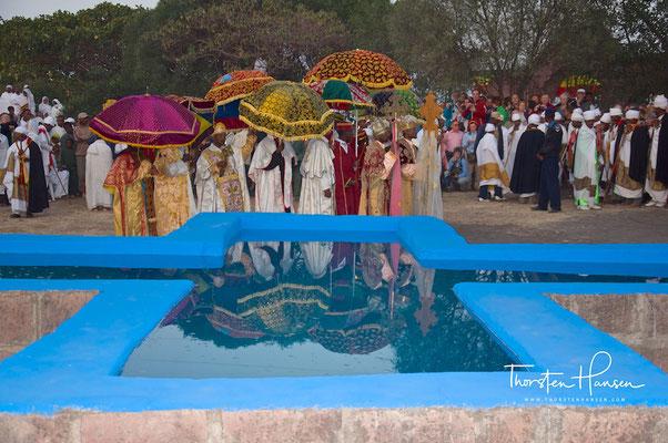 Timkat Fest in Lalibela
