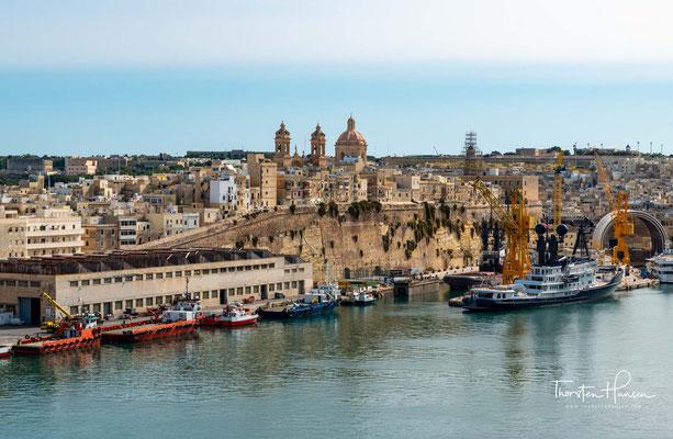 Ein gut befestigtes Malta bedeutete für den Rest des christlichen Europas ein mächtiges Bollwerk zum Schutz gegen das Osmanische Reich.