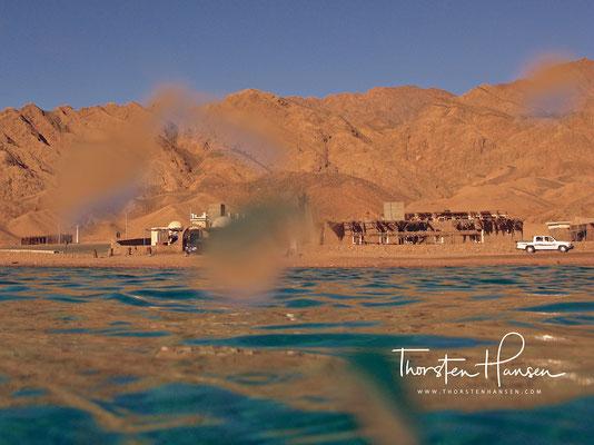 Das Rote Meer bei Dahab