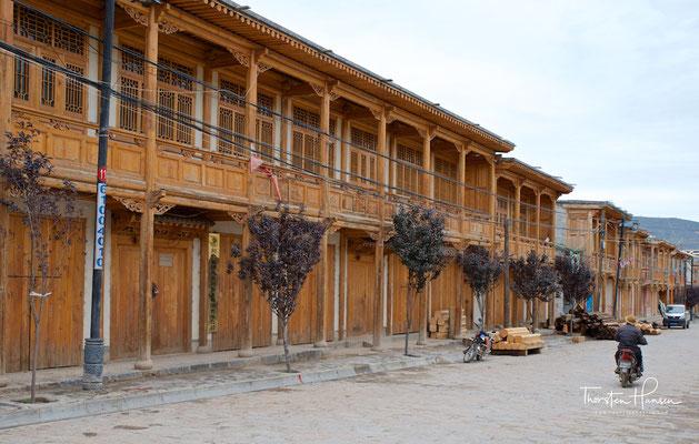 Muslimisches Viertel in Tongren
