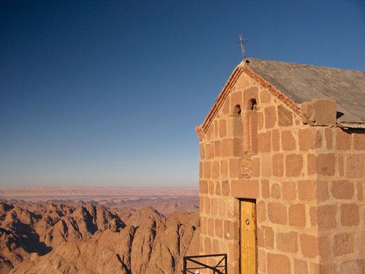 Dreifaltigkeitskapelle auf dem Berg Sinai