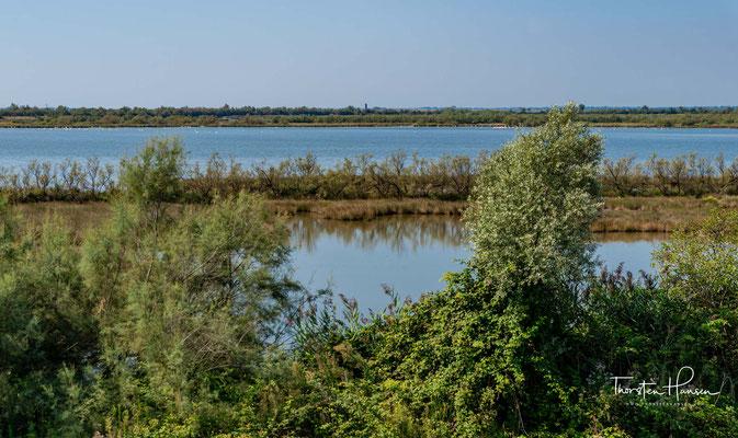 Blick über die venezianische Lagune